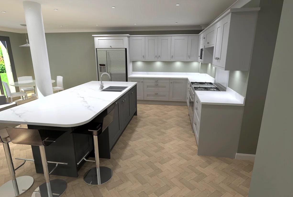 Kitchen Design Ashby